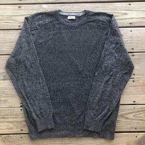 Izod men's crew neck sweater size large